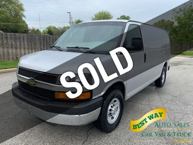 2013 Used Chevrolet Express Cargo Van RWD 2500 135