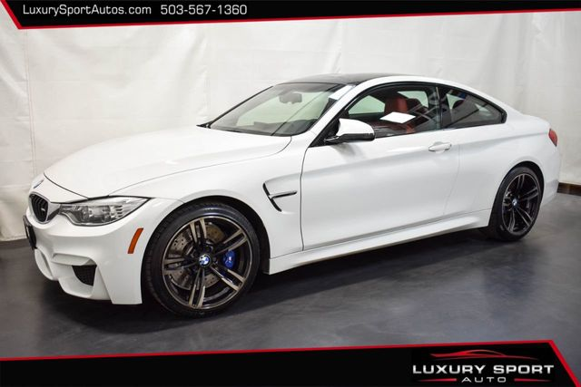 Bmw M4 Coupe >> 2016 Used Bmw M4 Coupe Low 16 000 Miles Rare 6 Spd Manual Alpine White At Luxury Sport Autos Serving Tigard Portland Or Iid 18924739