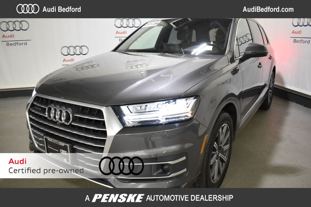 Certified Pre-Owned 2019 Audi Q7 2.0 TFSI 4DR SUV 2.0 TFSI PRM