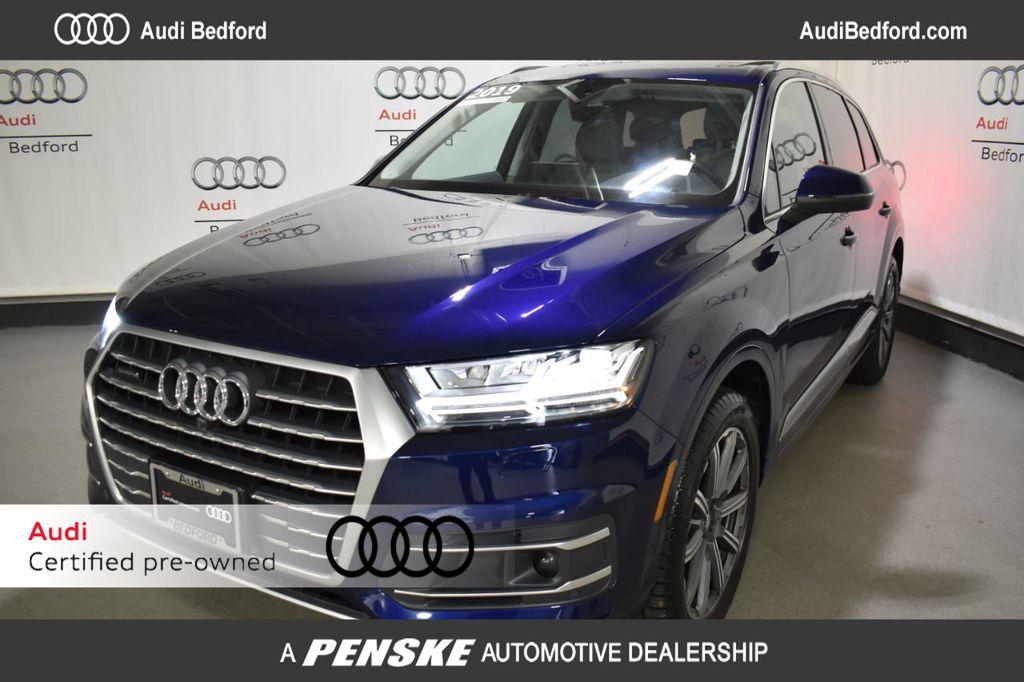Pre-Owned 2019 Audi Q7 2.0 TFSI Premium Plus