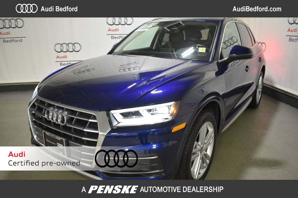 Certified Pre-Owned 2019 Audi Q5 2.0 TFSI Premium Plus