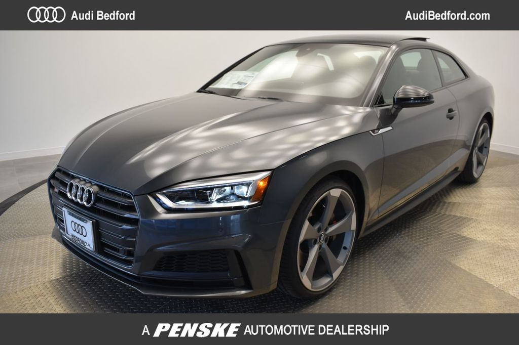 New 2019 Audi S5 Coupe COUPE 2DR CPE 3.0 TFSI