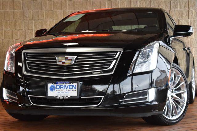 2016 Used Cadillac XTS 4dr Sedan Platinum AWD at Driven Auto Sales Serving  Burbank, IL, IID 18217119