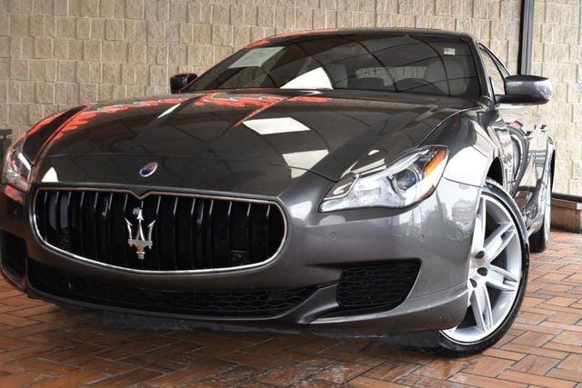 2015 Maserati Quattroporte >> 2015 Used Maserati Quattroporte 4dr Sedan S Q4 At Driven Auto Sales Serving Burbank Il Iid 18575450