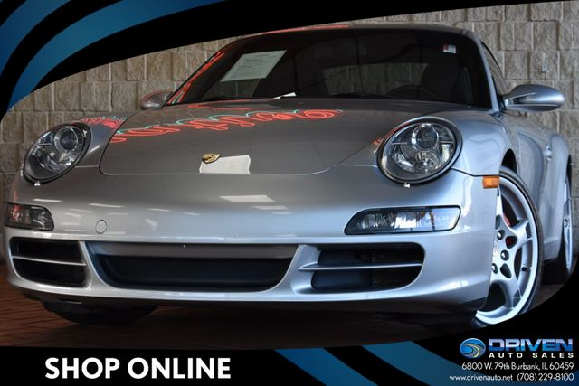 2005 Used Porsche 911 2dr Coupe Carrera S 997 At Driven Auto Sales Serving Burbank Il Iid 18927588