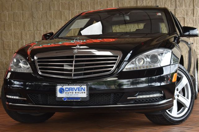2010 Used Mercedes-Benz S-Class S550 4MATIC at Driven Auto Sales Serving  Burbank, IL, IID 18948484
