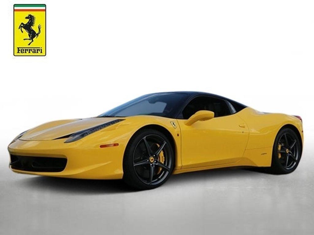 Dealer Video - 2010 Ferrari 458 Italia 2dr Coupe - 13552211