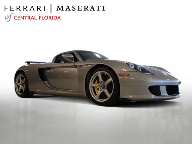 Dealer Video - 2004 Porsche Carrera GT 2dr Carrera - 17020572