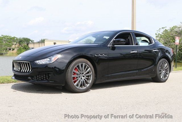 Dealer Video - 2019 Maserati Ghibli S 3.0L - 18227068