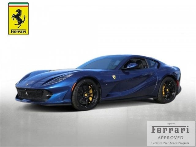 Dealer Video - 2018 Ferrari 812 Superfast Base - 18369563
