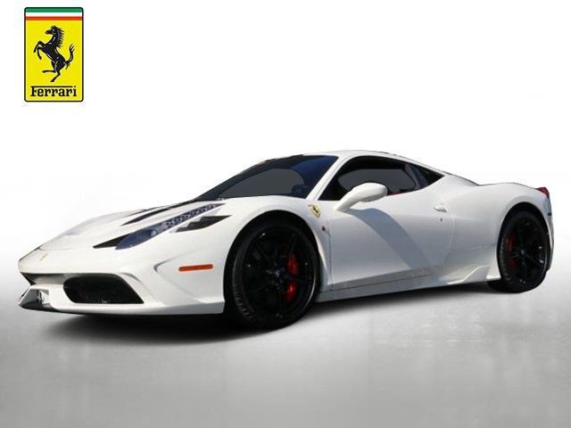 Dealer Video - 2015 Ferrari 458 Italia Speciale - 18497335