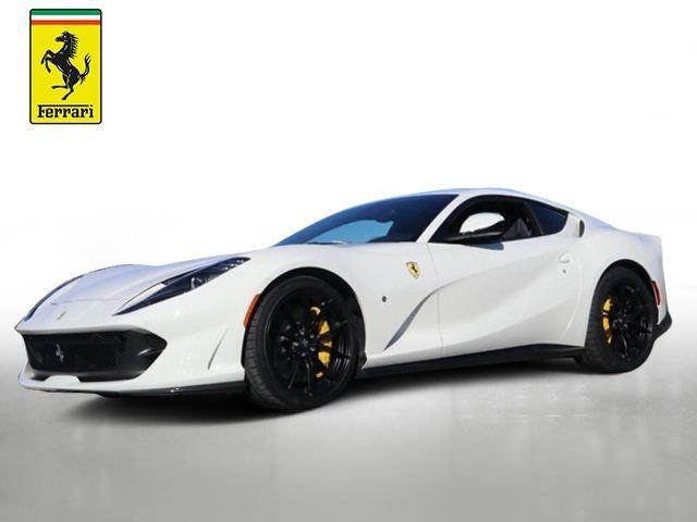 Ferrari 812 Superfast To Receive Spider Version In September
