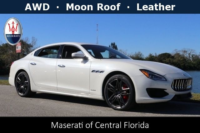 Dealer Video - 2019 Maserati Quattroporte S - 18563050