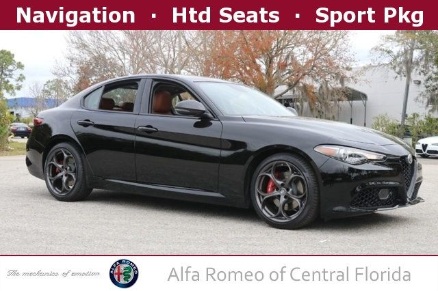 Dealer Video - 2019 Alfa Romeo Giulia Ti - 18578678