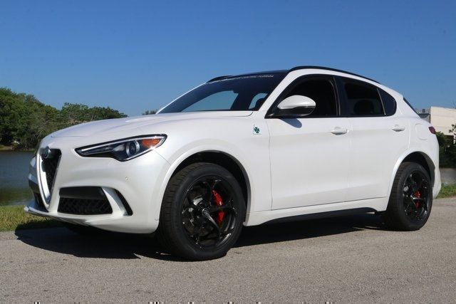 Dealer Video - 2019 Alfa Romeo Stelvio Quadrifoglio - 18643530