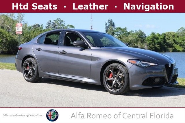 Dealer Video - 2019 Alfa Romeo Giulia Ti - 18643540
