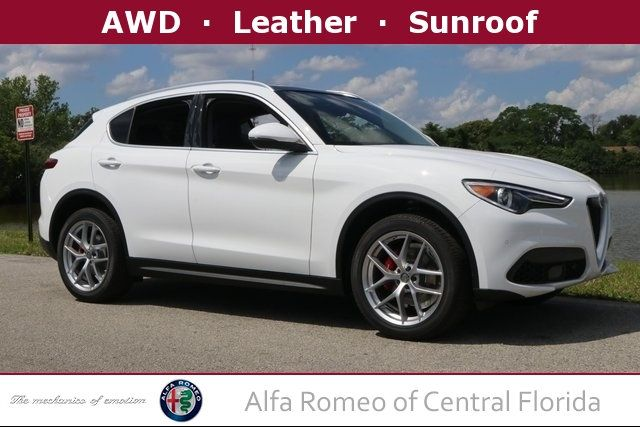 Dealer Video - 2019 Alfa Romeo Stelvio AWD - 18685992