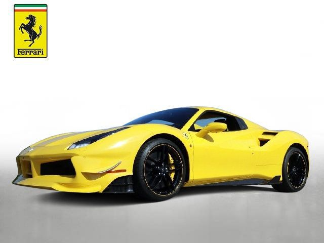 Dealer Video - 2018 Ferrari 488 Spider 488 Spider - 18958576
