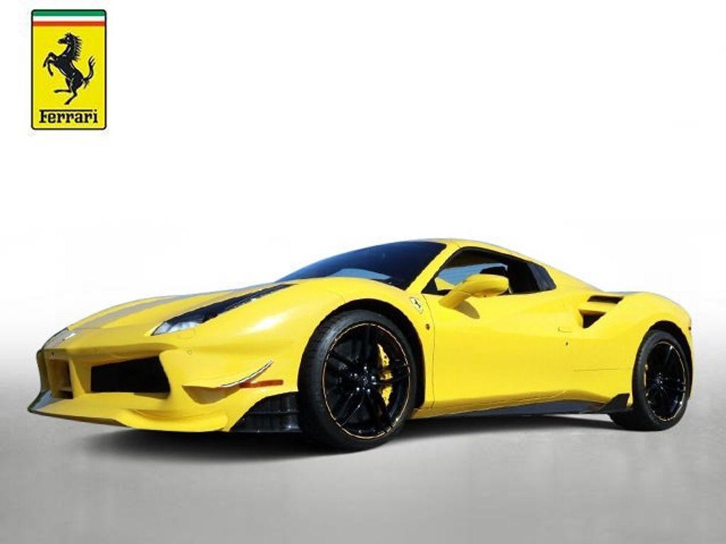 Dealer Video - 2018 Ferrari 488 Spider Base - 18958576