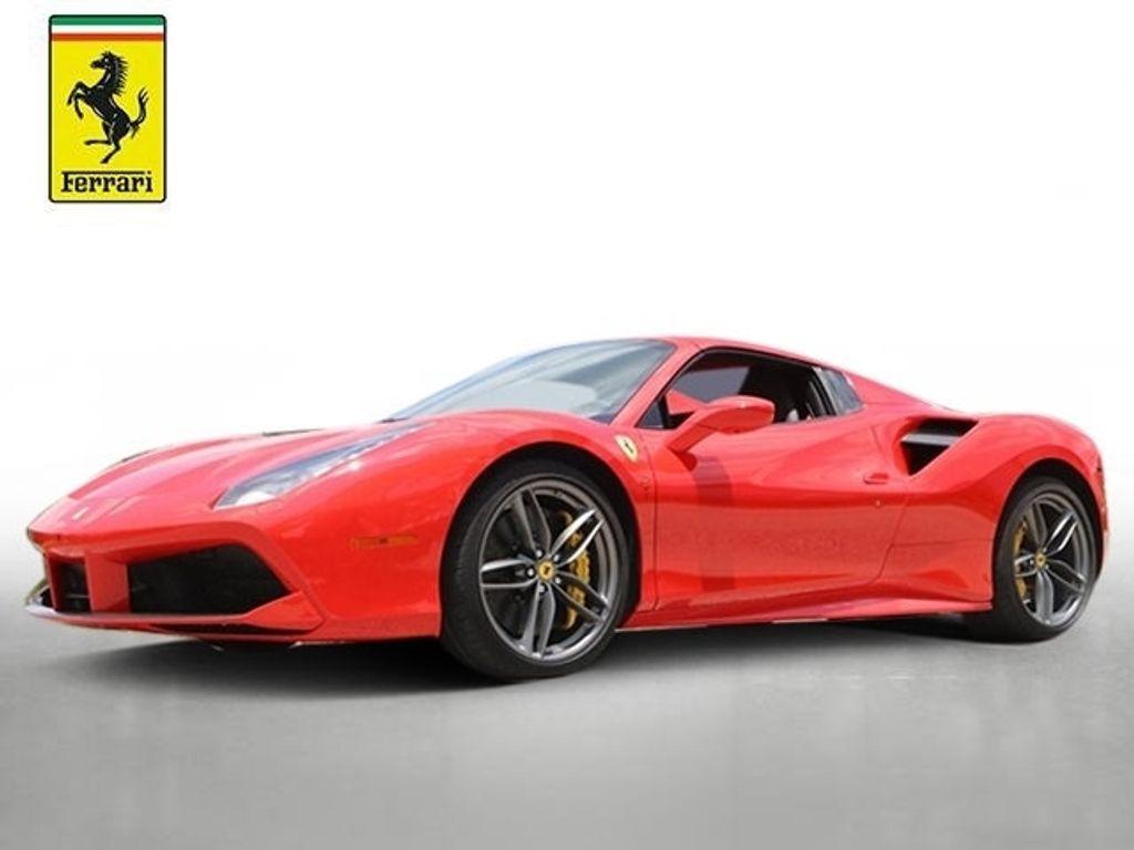 Dealer Video - 2018 Ferrari 488 Spider Base - 19123095