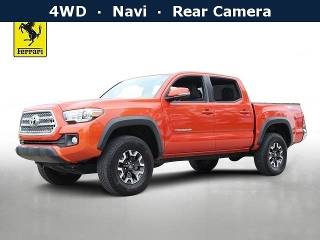 Dealer Video - 2017 Toyota Tacoma TRD Offroad - 19318167