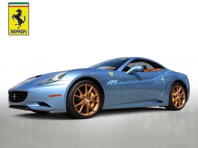 Dealer Video - 2012 Ferrari California 2dr Convertible - 19347969