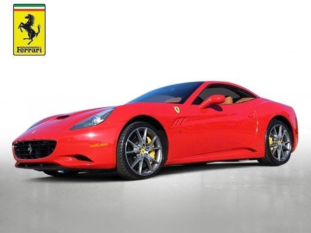 Dealer Video - 2012 Ferrari California Base - 19376138