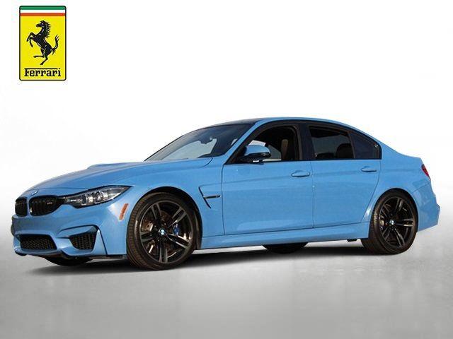 Dealer Video - 2018 BMW M3 Base - 19470681