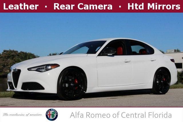 Dealer Video - 2019 Alfa Romeo Giulia Base - 19508810
