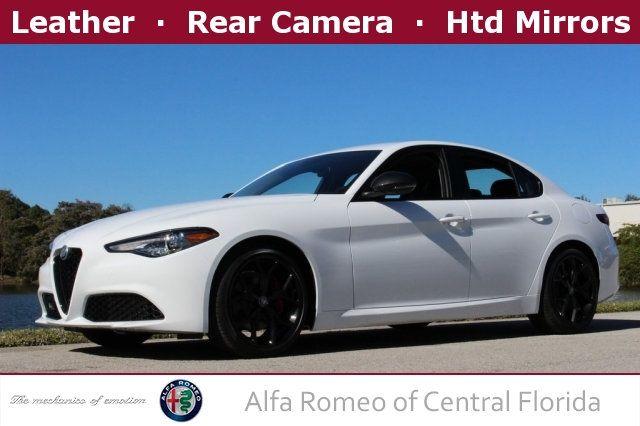 Dealer Video - 2019 Alfa Romeo Giulia Base - 19593002