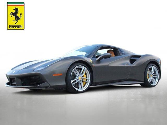 Dealer Video - 2018 Ferrari 488 Spider Base - 19613196
