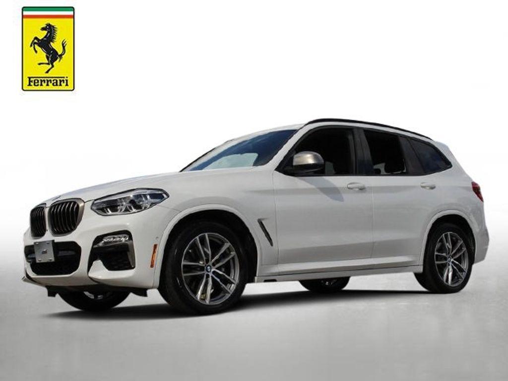 Dealer Video - 2018 BMW X3 M40i - 19671474