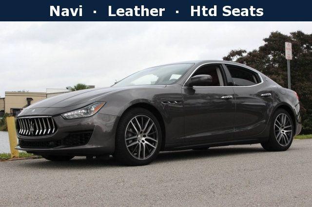Dealer Video - 2018 Maserati Ghibli 3.0L - 19723473