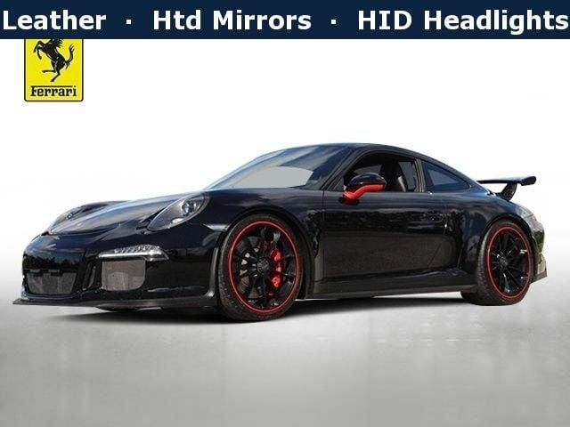 Dealer Video - 2015 Porsche 911 GT3 - 19744000