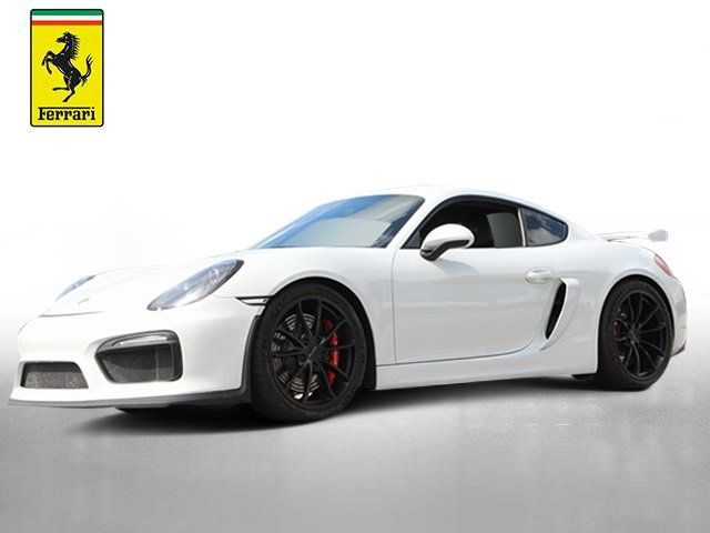 Dealer Video - 2016 Porsche Cayman GT4 - 19824907