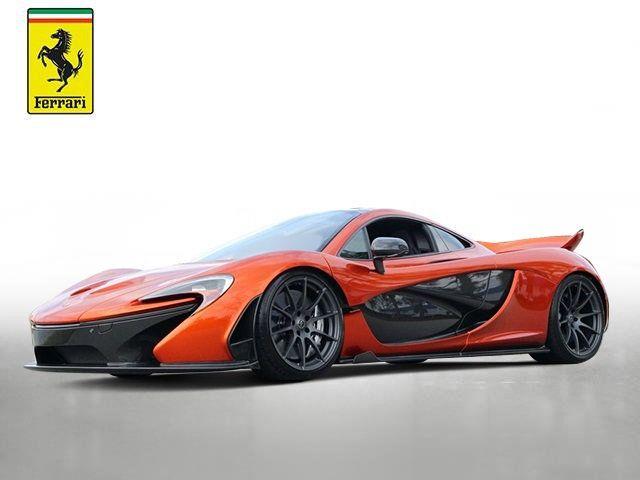 Dealer Video - 2015 McLaren P1  - 19826133