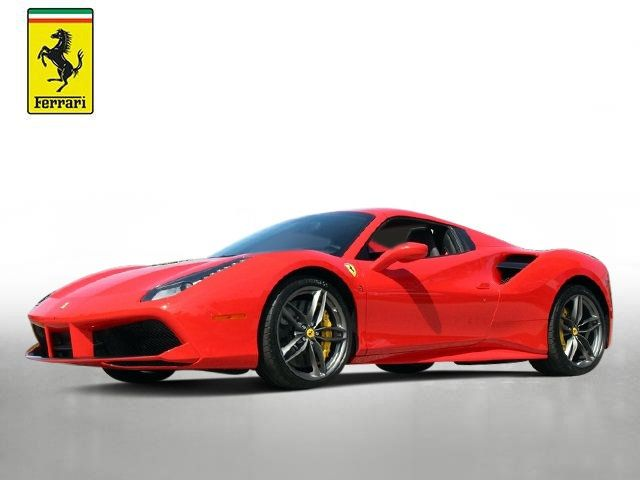 Dealer Video - 2018 Ferrari 488 Spider Base - 19892304