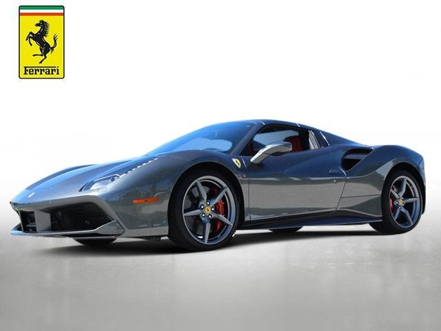 Dealer Video - 2018 Ferrari 488 Spider Base - 19917420