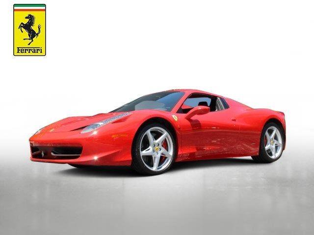 Dealer Video - 2014 Ferrari 458 Spider Base - 20014807