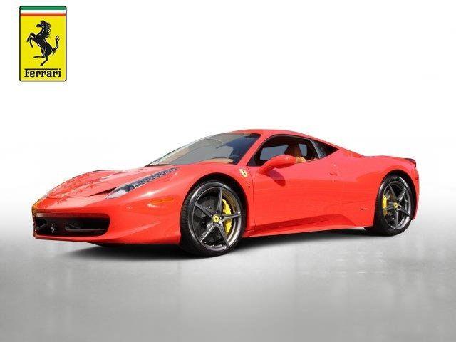 Dealer Video - 2013 Ferrari 458 Italia Base - 20014809