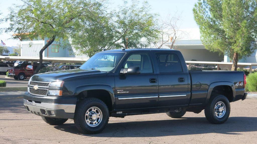 2005 Chevrolet Silverado 2500hd Crew Cab >> 2005 Chevrolet Silverado 2500 Crewcab Lt Leather Diesel Ebay