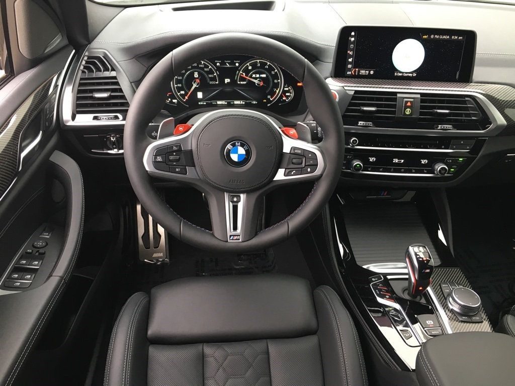 New 2020 BMW X3 M Competition Sports Activity Vehicle