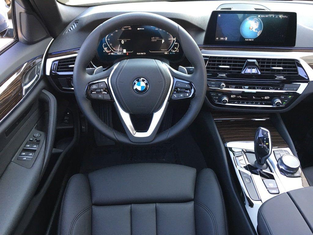 New 2020 BMW 5 Series 530e iPerformance Plug-In Hybrid