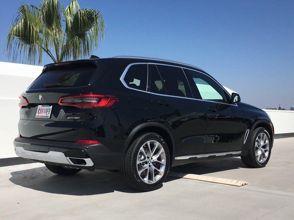 New 2020 BMW X5 xDrive40i Sports Activity Vehicle