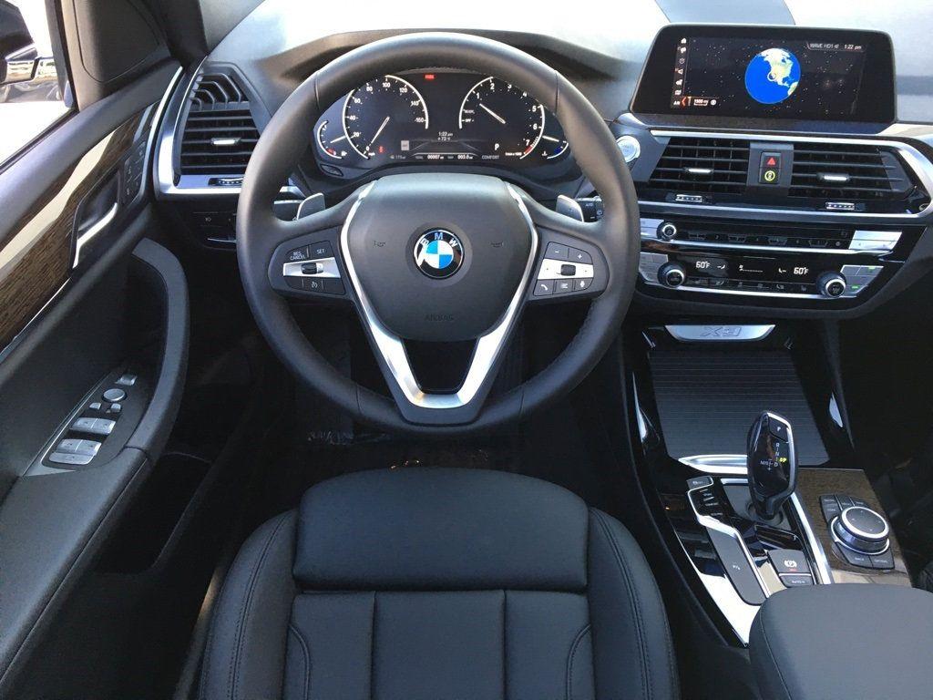 New 2020 BMW X3 sDrive30i Sports Activity Vehicle