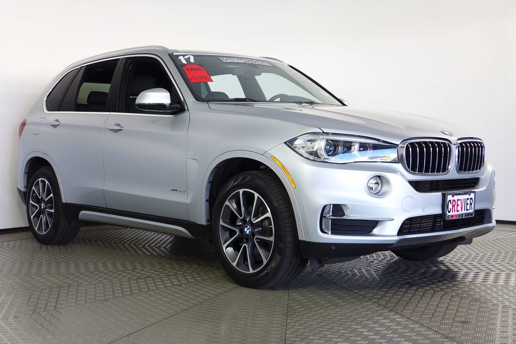 Certified Pre-Owned 2017 BMW X5 sDrive35i Sports Activity Vehicle