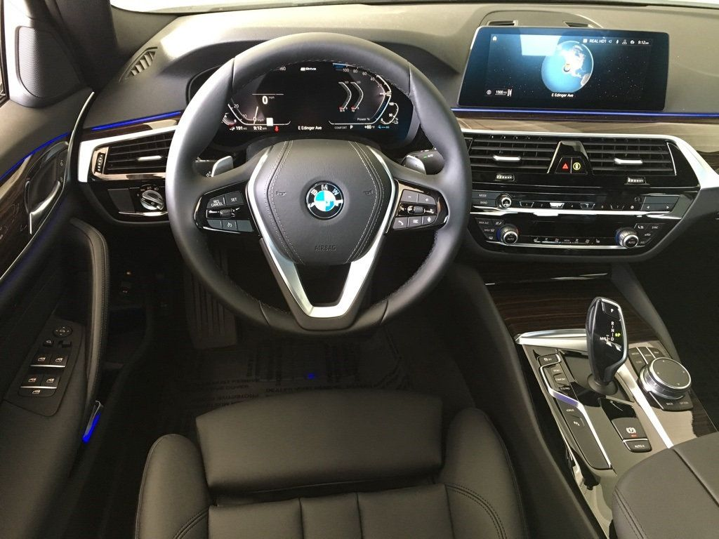 New 2020 BMW 5 Series 530e iPerformance Plug-In Hybrid