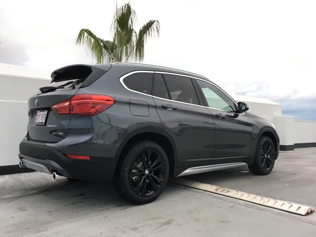 New 2020 BMW X1 sDrive28i Sports Activity Vehicle