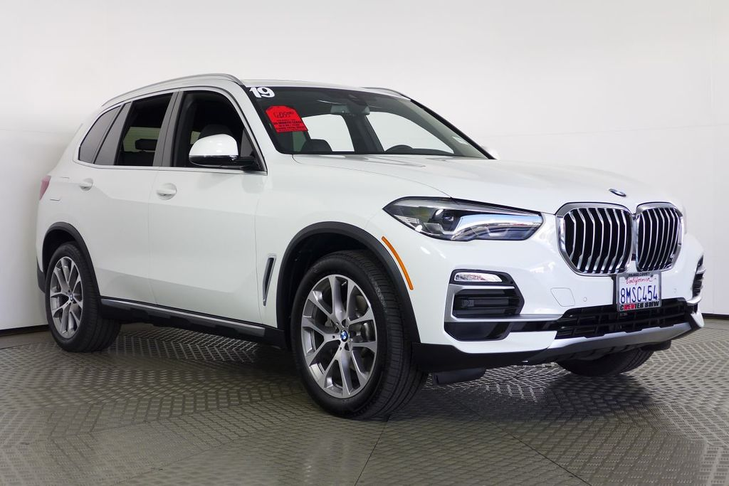 Pre-Owned 2019 BMW X5 xDrive40i Sports Activity Vehicle