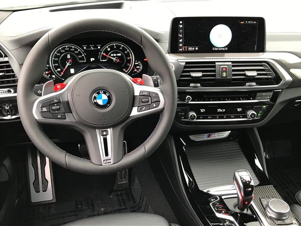 New 2020 BMW X3 M Sports Activity Vehicle